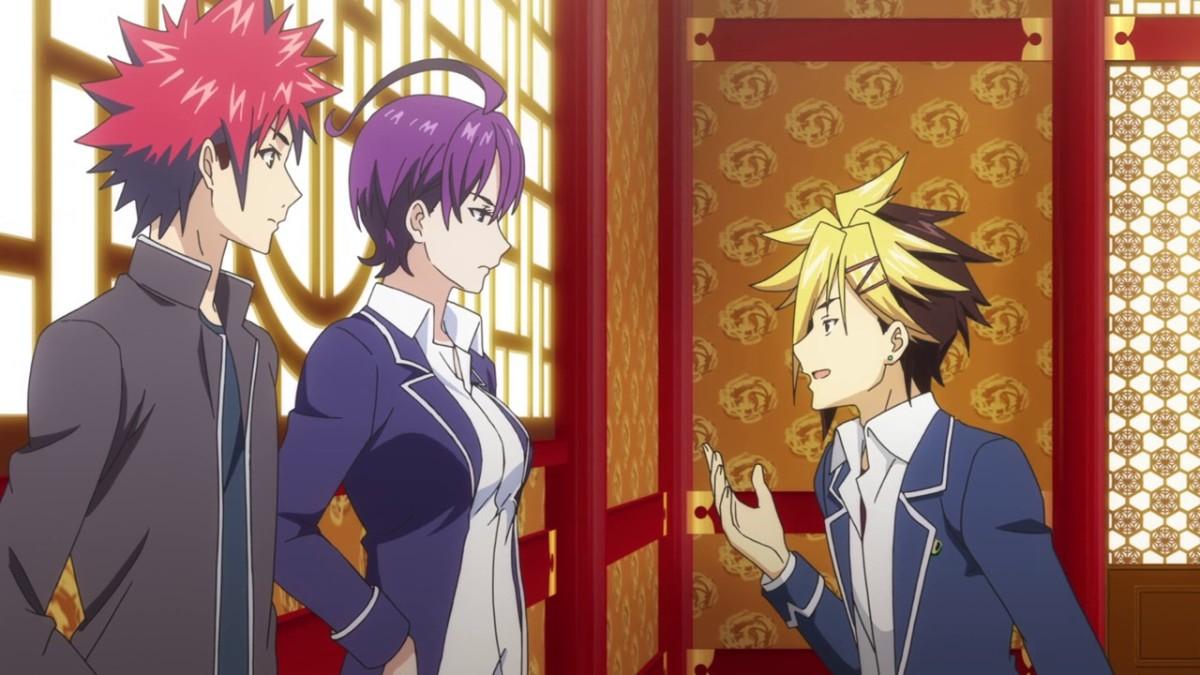 Shokugeki no Souma (Season 3)