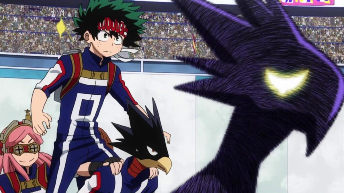 Boku no Hero Academia (Season 2)