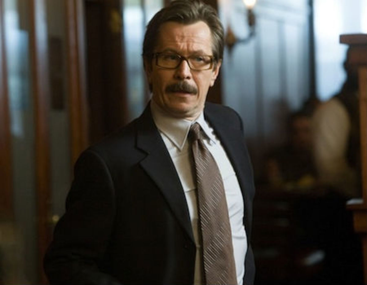 Oldman's Jim Gordon has a much bigger part to play this time around