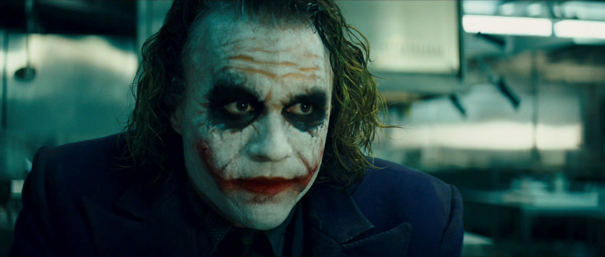 The film benefits enormously from Ledger's unhinged portrayal of the Joker