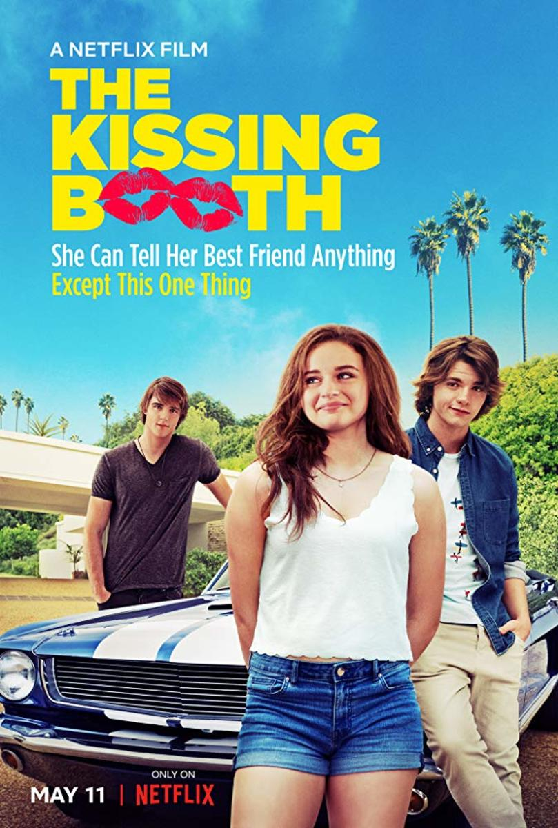 The Kissing Booth Movie Poster
