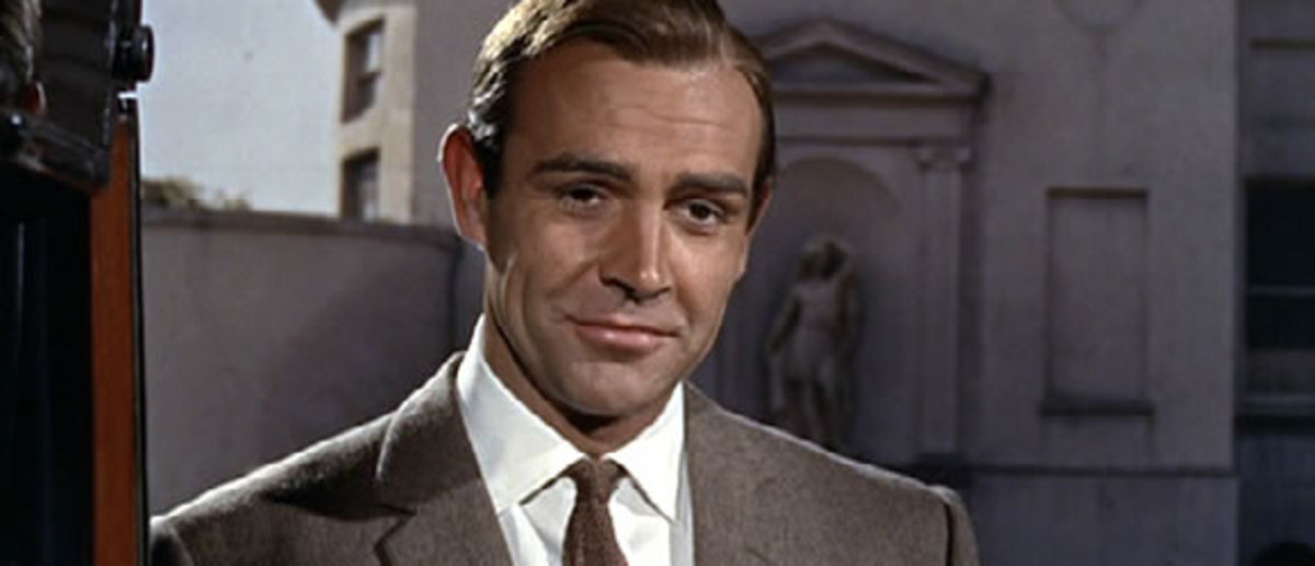 Sean Connery as 007