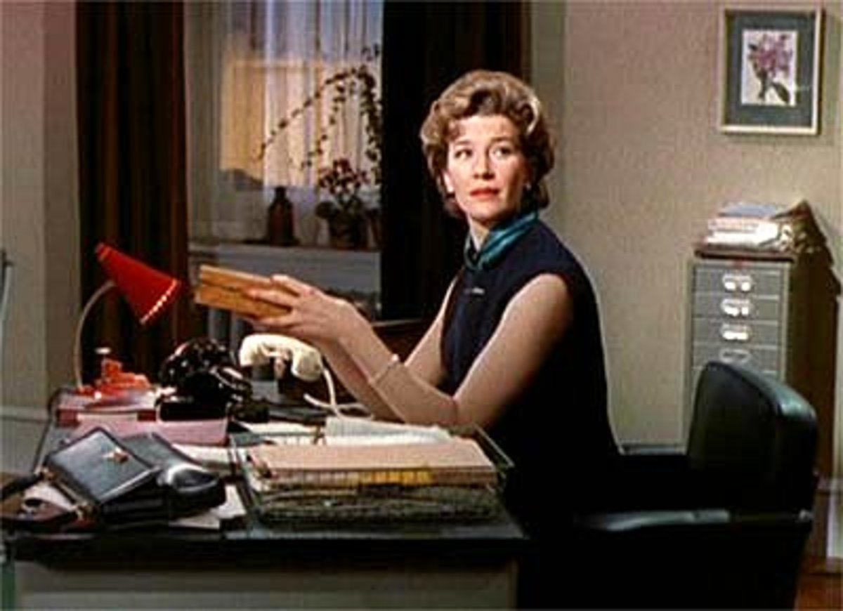 Miss Moneypenny ( Lois Maxwell)
