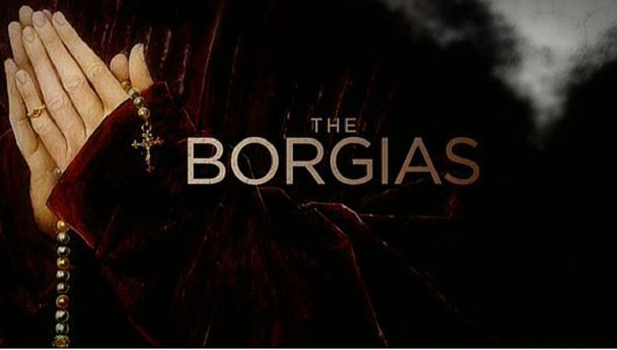 This series follows the rise of the Borgia family to the pinnacle of the Roman Catholic Church and their struggles to maintain their grip on power.
