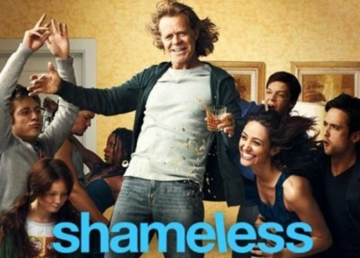 Shameless is a remake of the award-winning British series by the same name.