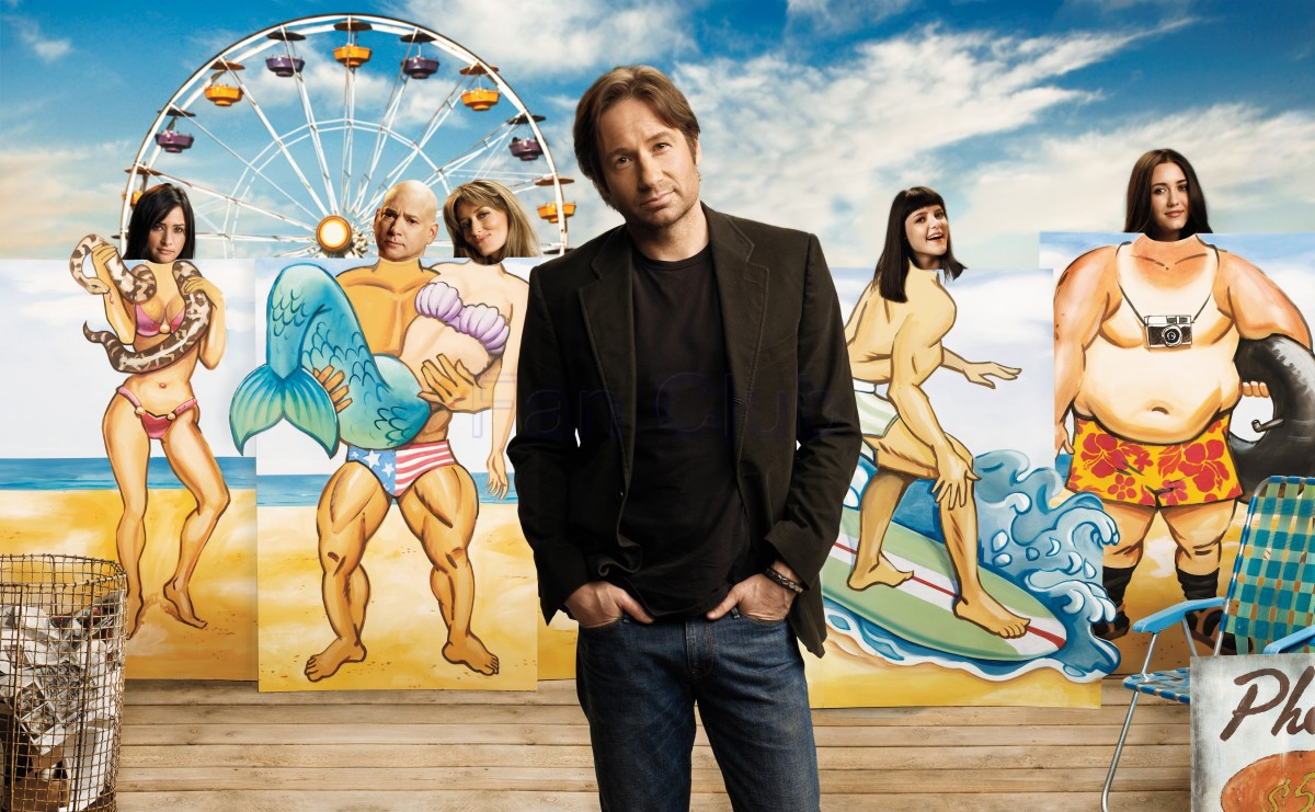 Follow troubled novelist Hank Moody, a New Yorker living in Los Angeles who struggles with an extreme case of writers' block.