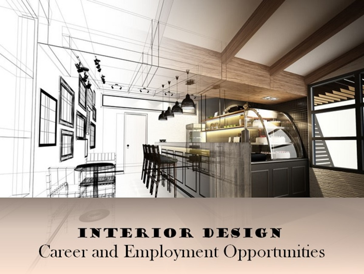 Career and Employment Opportunities in the Interior Design Industry