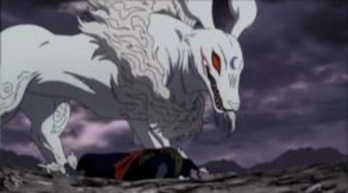 Top 10 Anime Demon Characters