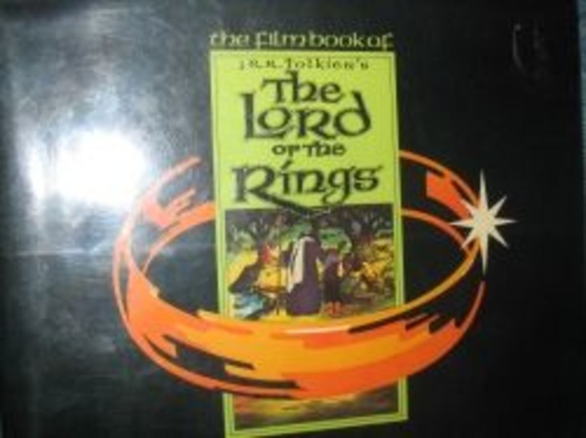 The Lord of the Rings book for children