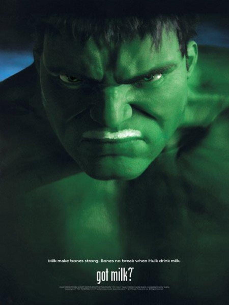Got Hulk ?