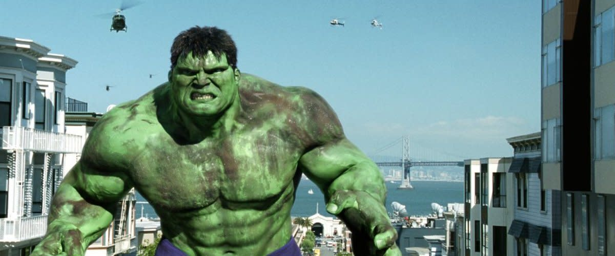 CGI Hulk is rampaging through San Francisco
