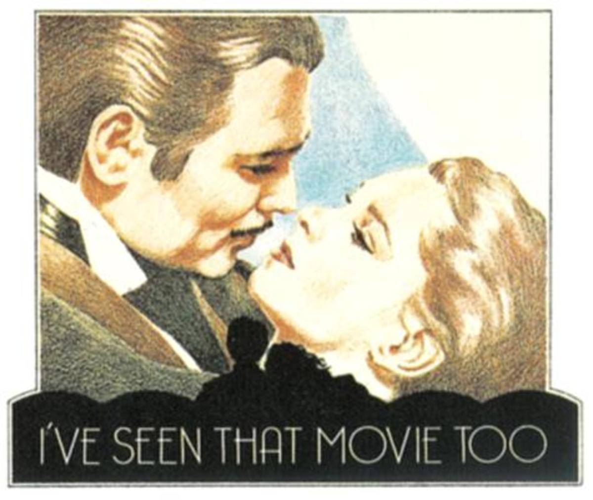 "The artwork included inside ""Goodbye Yellow Brick Road"" that inspired Joel Hodgson."