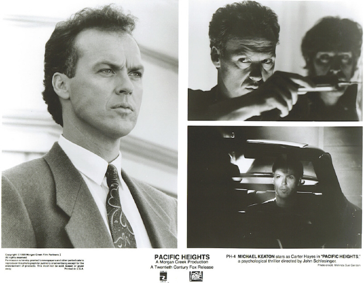 Promotional lobby card from 1990