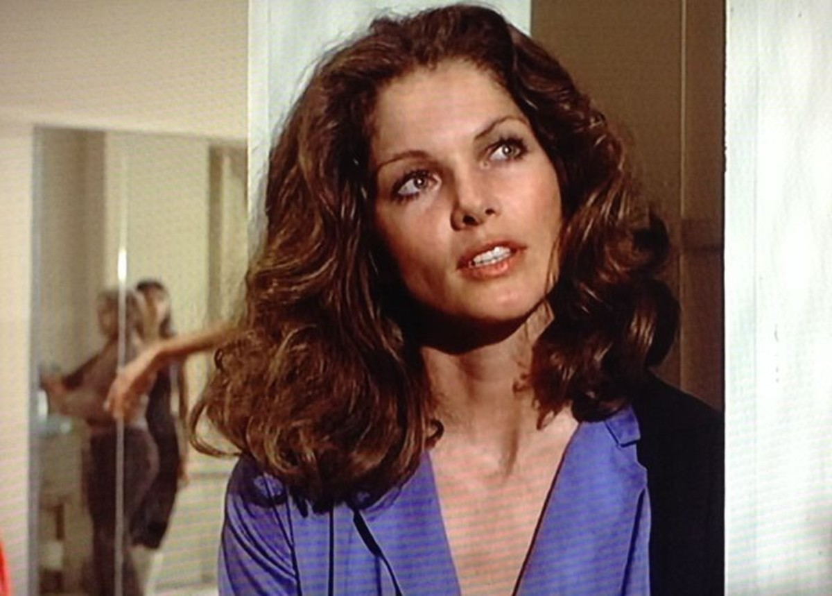 Victim No.1 : Future Bond Girl Lois Chiles