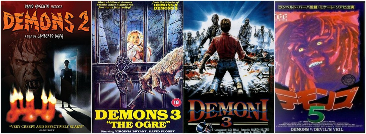 "When it comes to ""Demons"" sequels, buyer beware!"