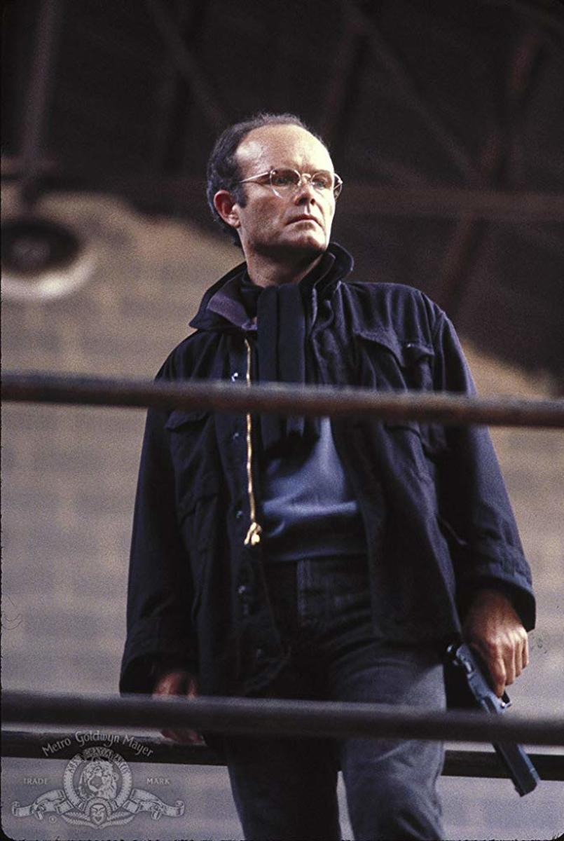 Kurtwood Smith as Clarence Boddicker.