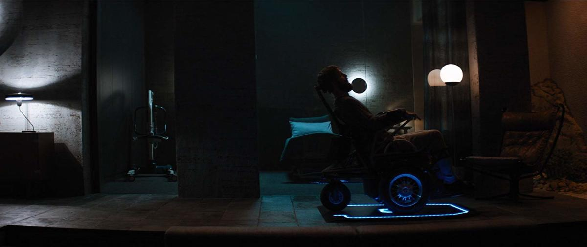 Robo-Wheelchair-Man is a better RoboCop remake than the RoboCop remake.