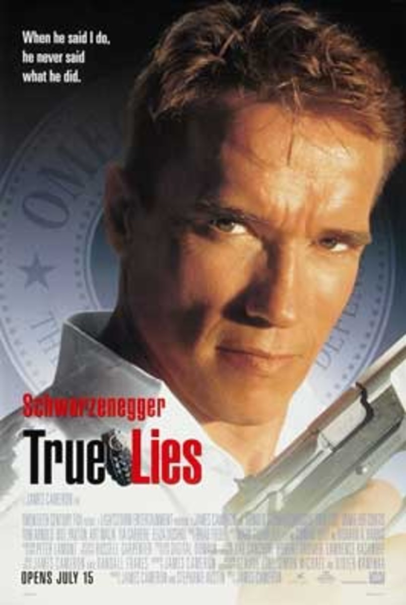 Cameron's work on True Lies prevented him from directing the film