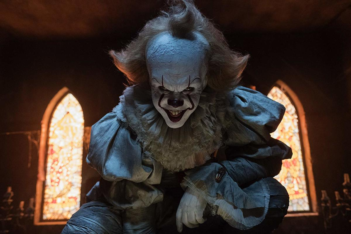 Massive potential to legitimately instill chills. Wasted for clown face jump scares.