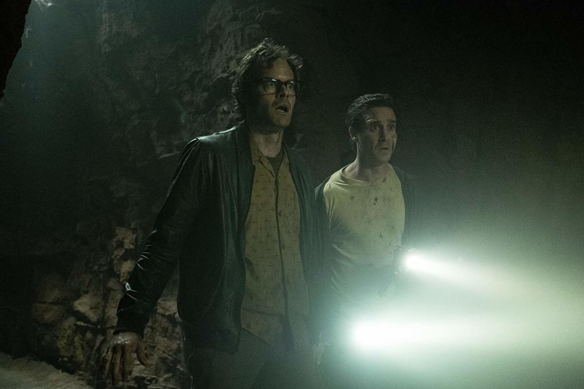 Probably the best comedic horror duo since Abbott & Costello.