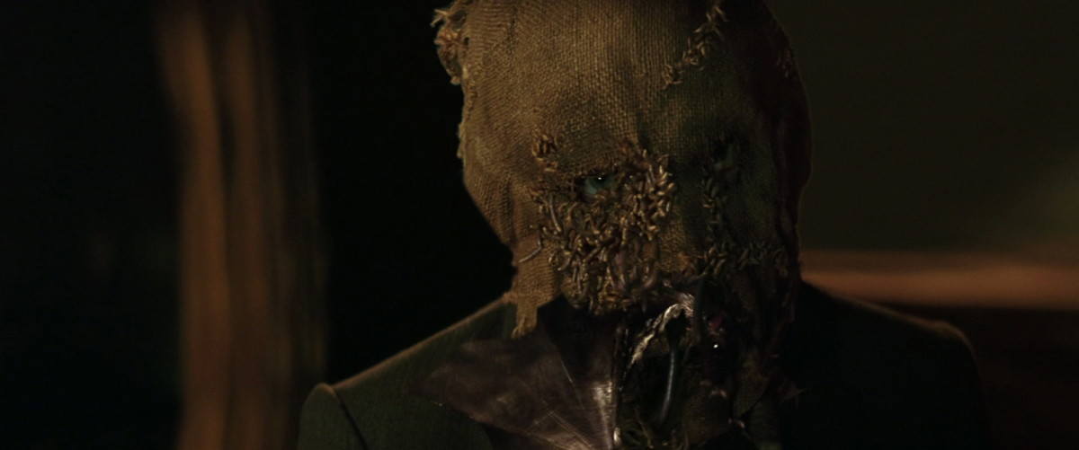"Cillian Murphy as Scarecrow in, ""Batman Begins."""