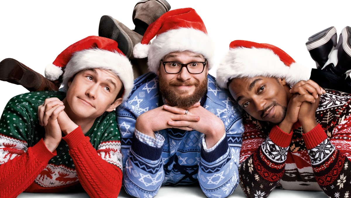 Not your typical Christmas film