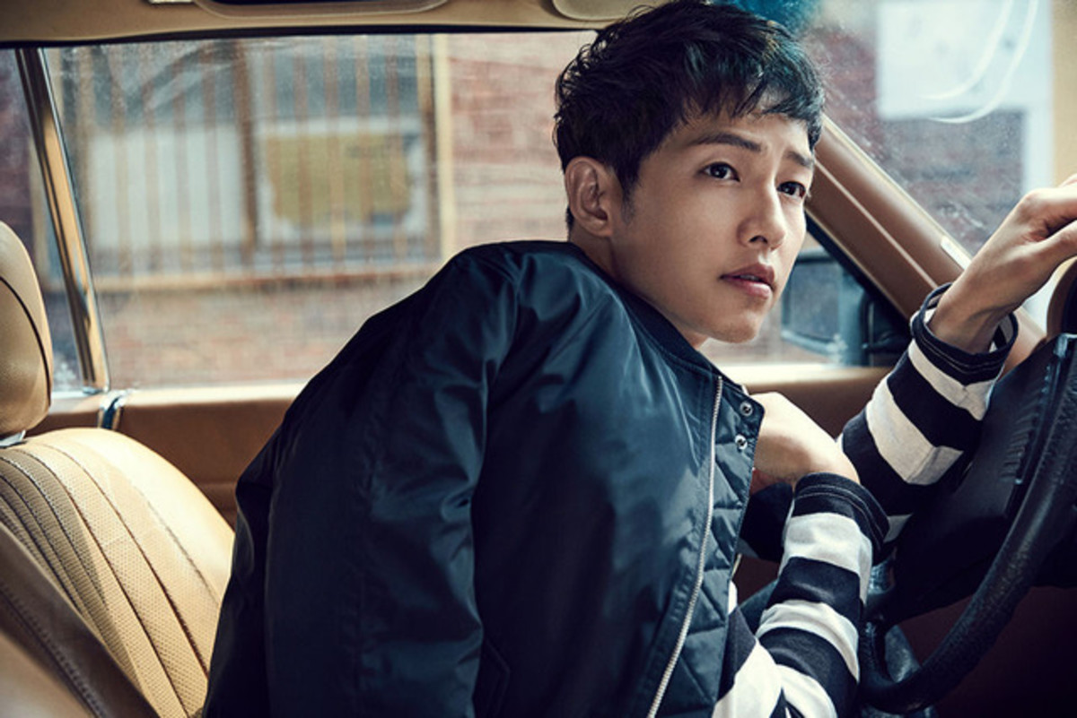 Song Joong Ki | Top 10 Most Popular and Handsome Korean Drama Actors