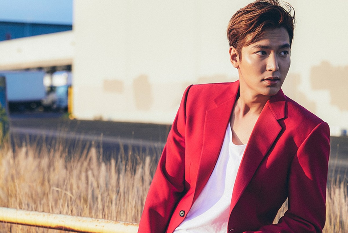 Lee Min Ho | Top 10 Most Popular and Handsome Korean Drama Actors