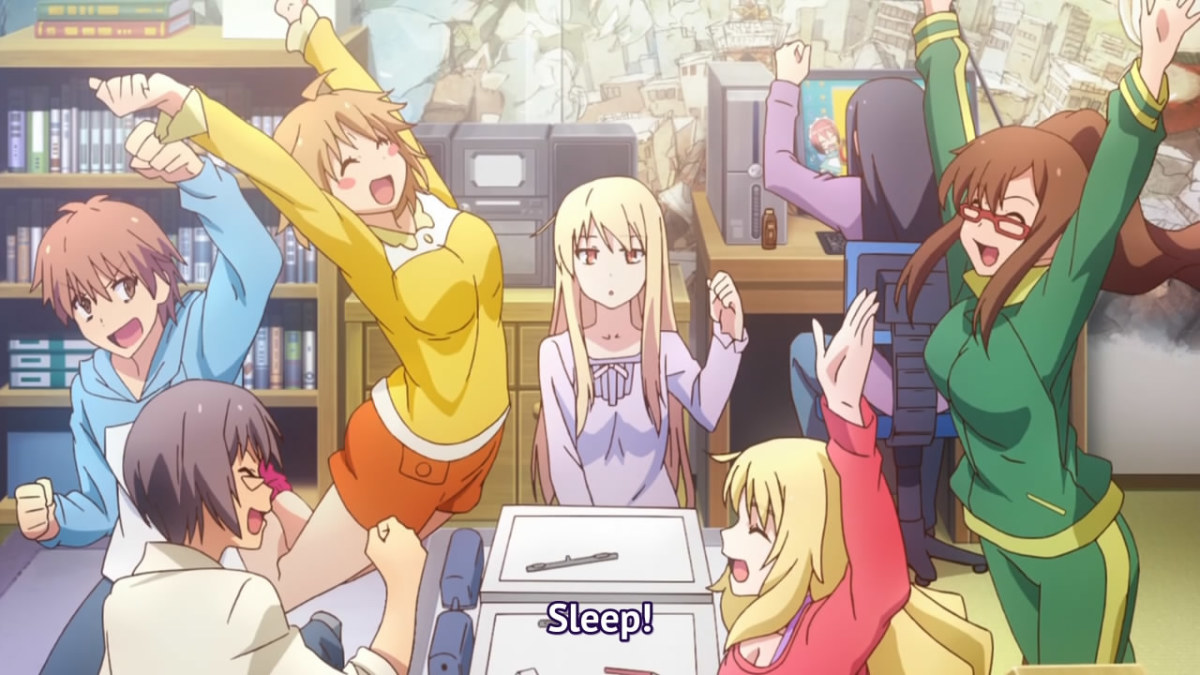 Sakurasou no Pet no Kanojo (The Pet Girl of Sakurasou)