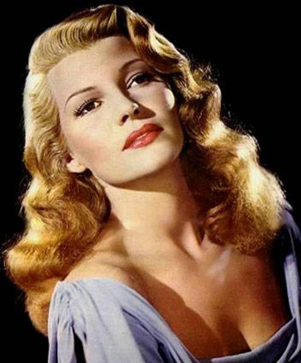 Ten Most Beautiful Redheads in Golden Era of Films
