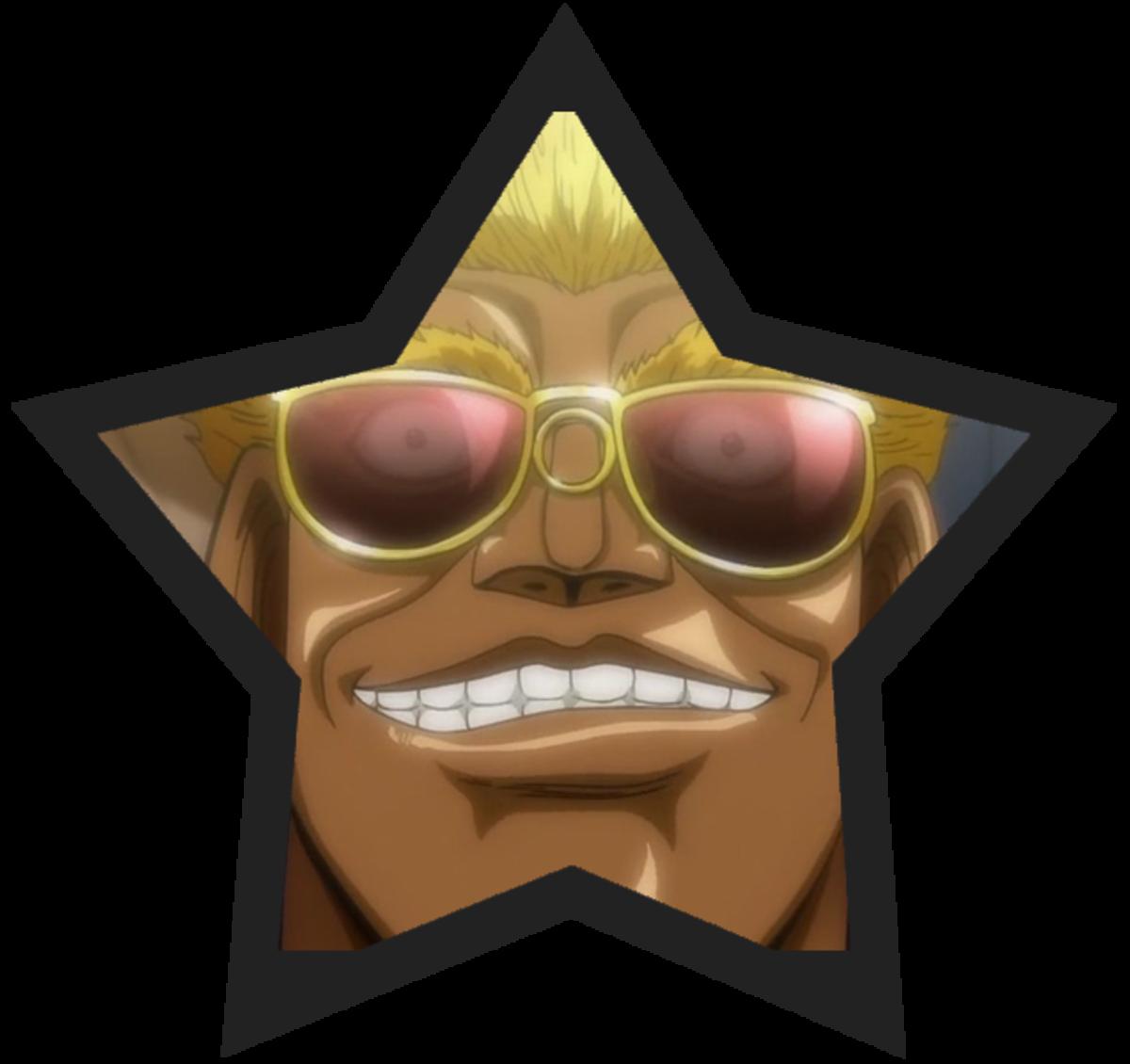 Hajime No Ippo Bryan Hawk: Top 10 Strongest Hajime No Ippo Characters