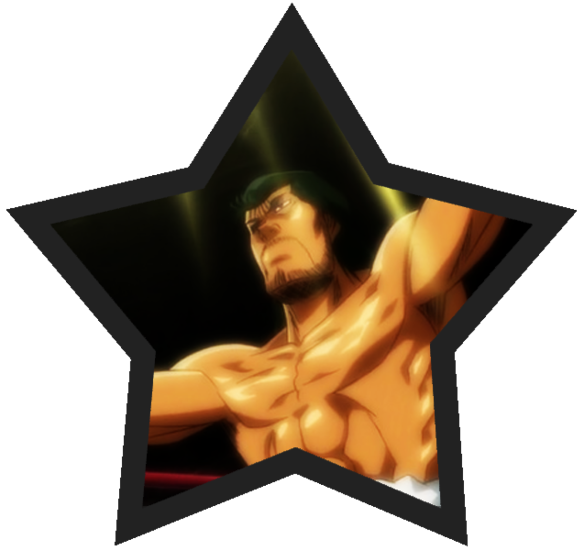 Eiji on the ring.