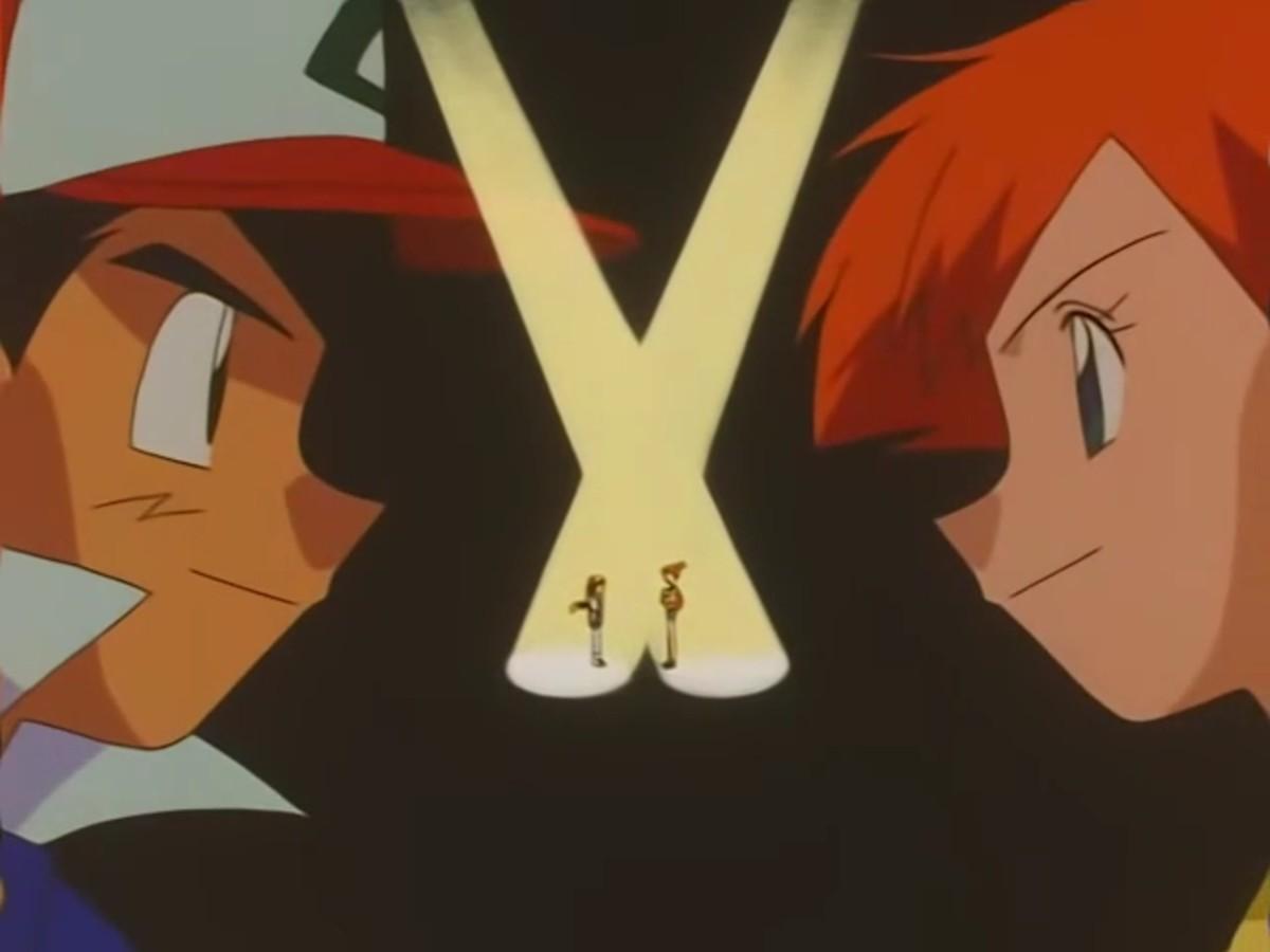 Ash Vs. Misty