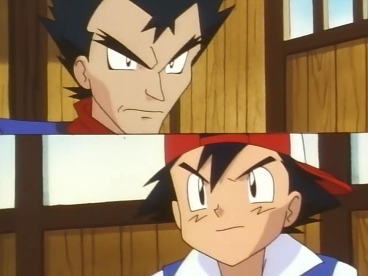 Koga Vs. Ash