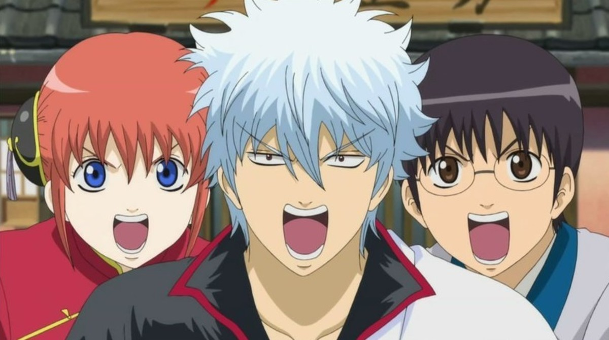 Gintama (Seasons 5 and 6)