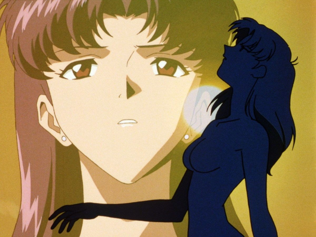 character-discussion-misato-and-ritsuko