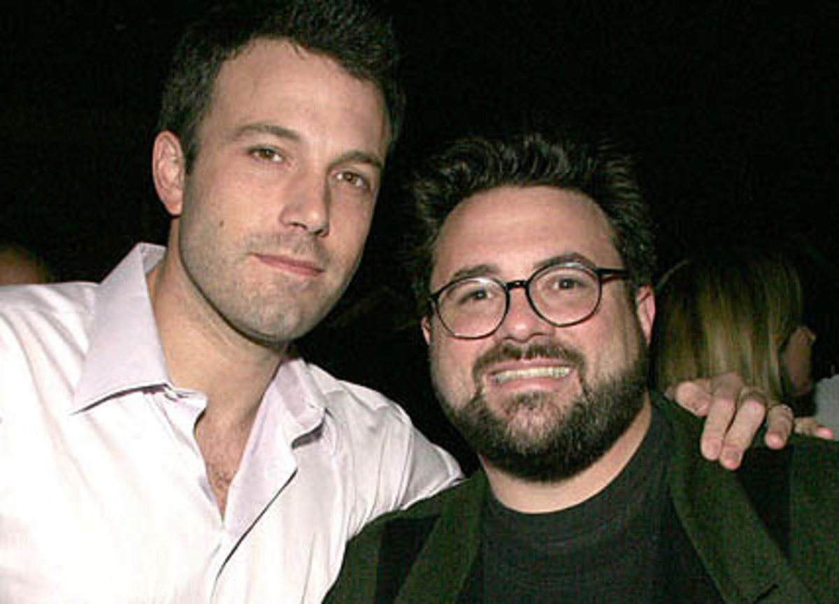Friend, mentor, influencer, director Kevin Smith has been everything to Ben Affleck including being a not so Silent Bob in defending him.