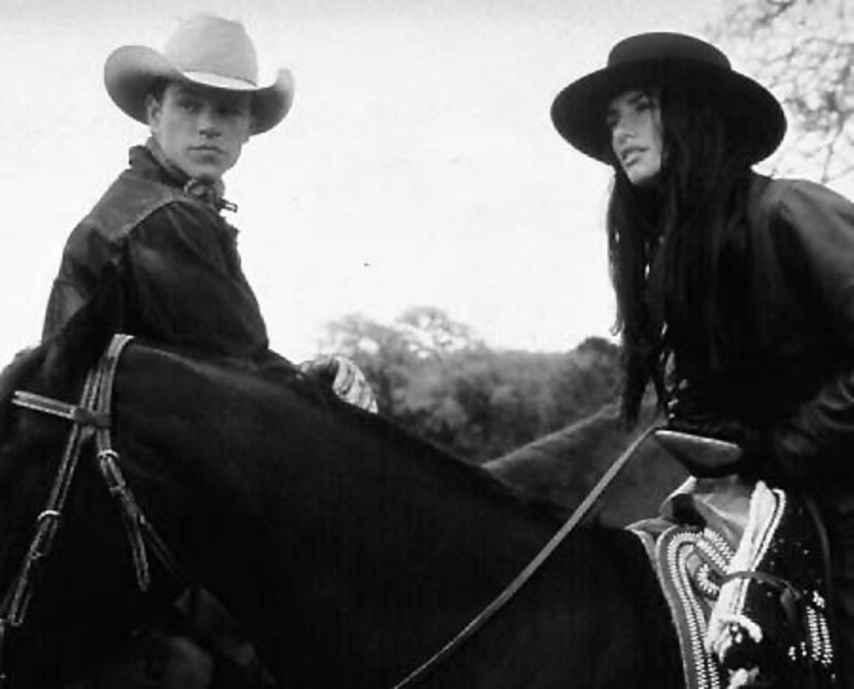 Damon has always been decent with the ladies. Goes the same for his worst rated movie All the Pretty Horses (2000), which at 45% rating is actually, pretty decent.