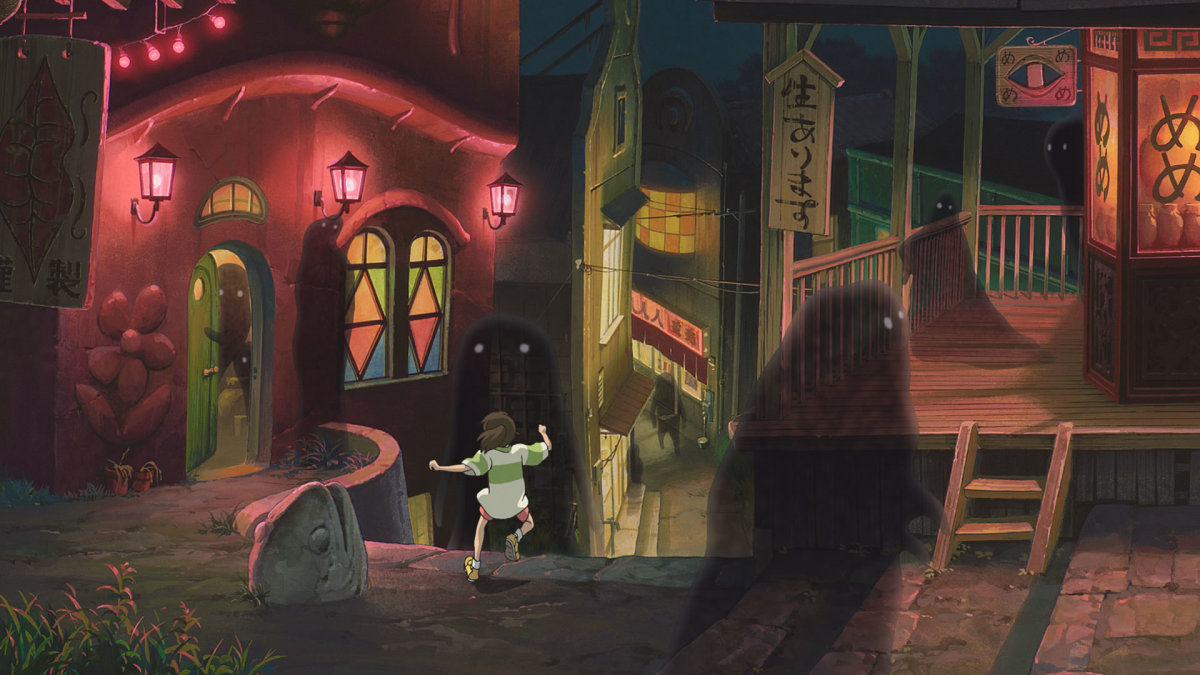 Like all of Miyazaki's work, the film fills the screen with colour, movement, detail and imagination - this is a fantastic trip through a unique mind.