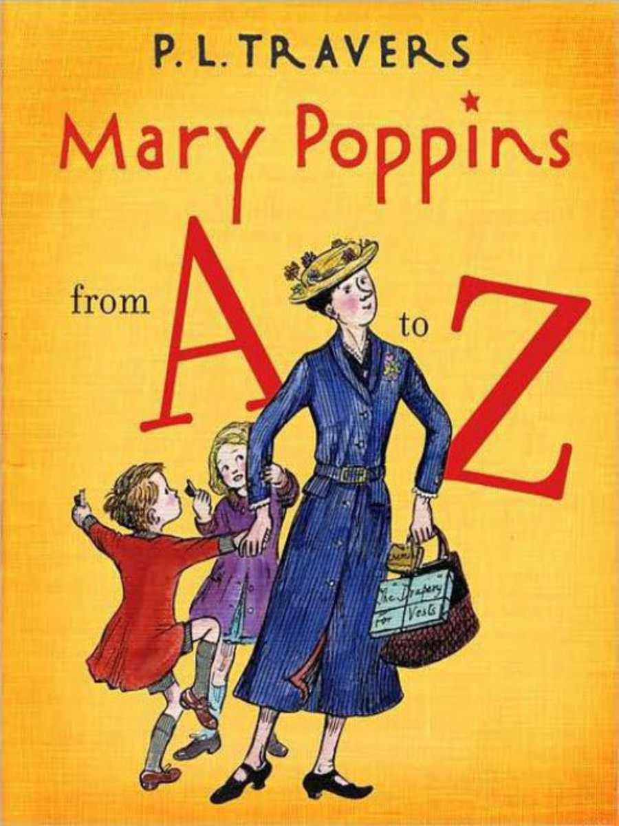 5.Mary Poppins from A-Z