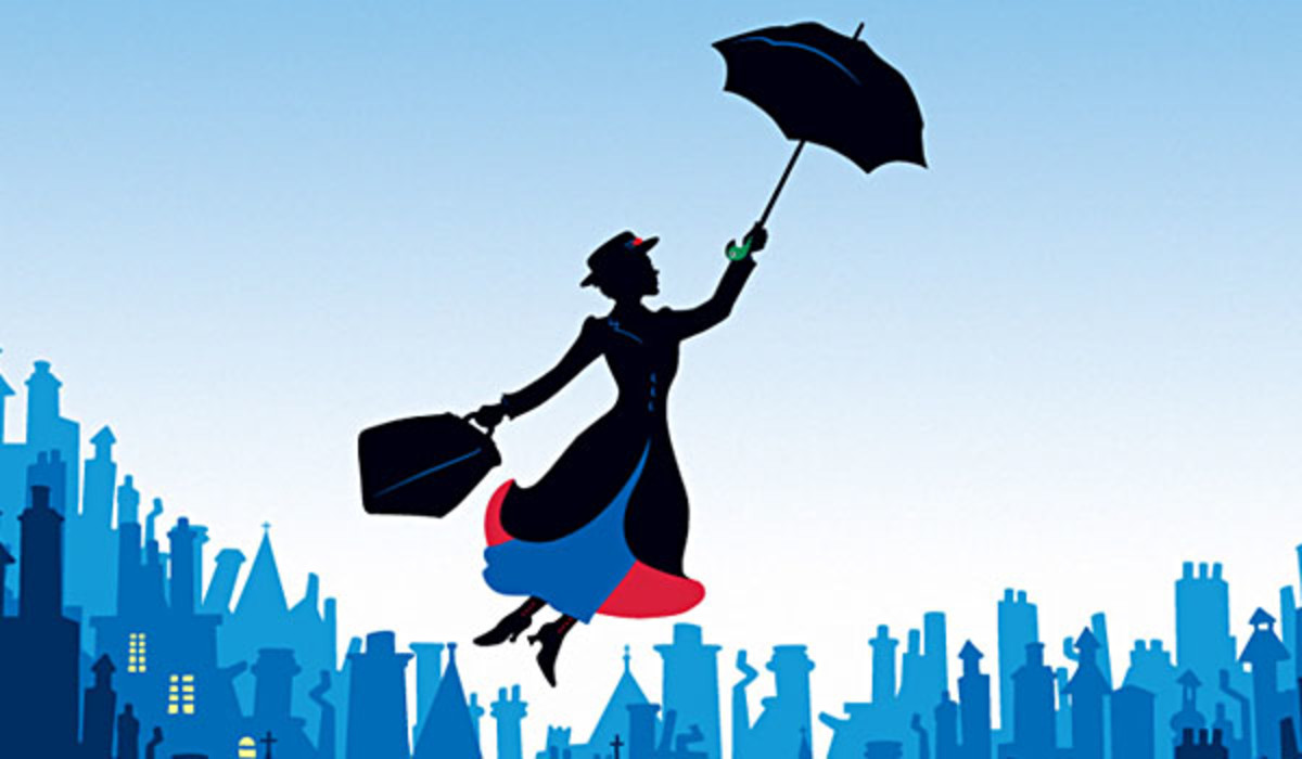 Mary Poppins was Born