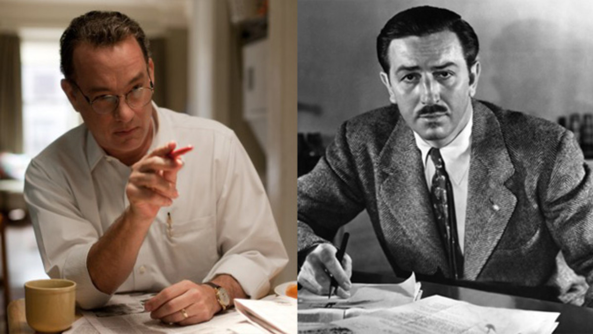 Tom Hanks will portray Walt disney