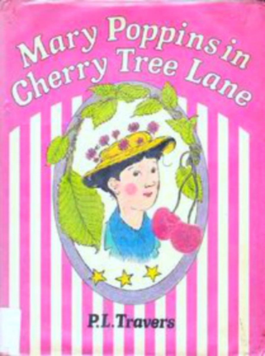 7.Mary Poppins at Cherry Tree Lane