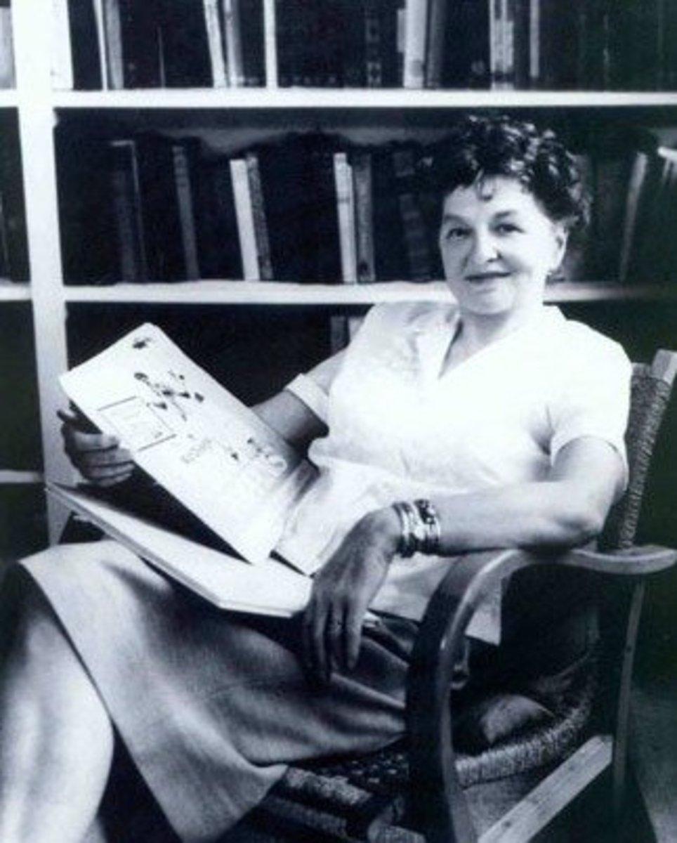Pamela Lyndon Travers OBE  (9 August 1899 – 23 April 1996) ( born Helen Lyndon Goff)