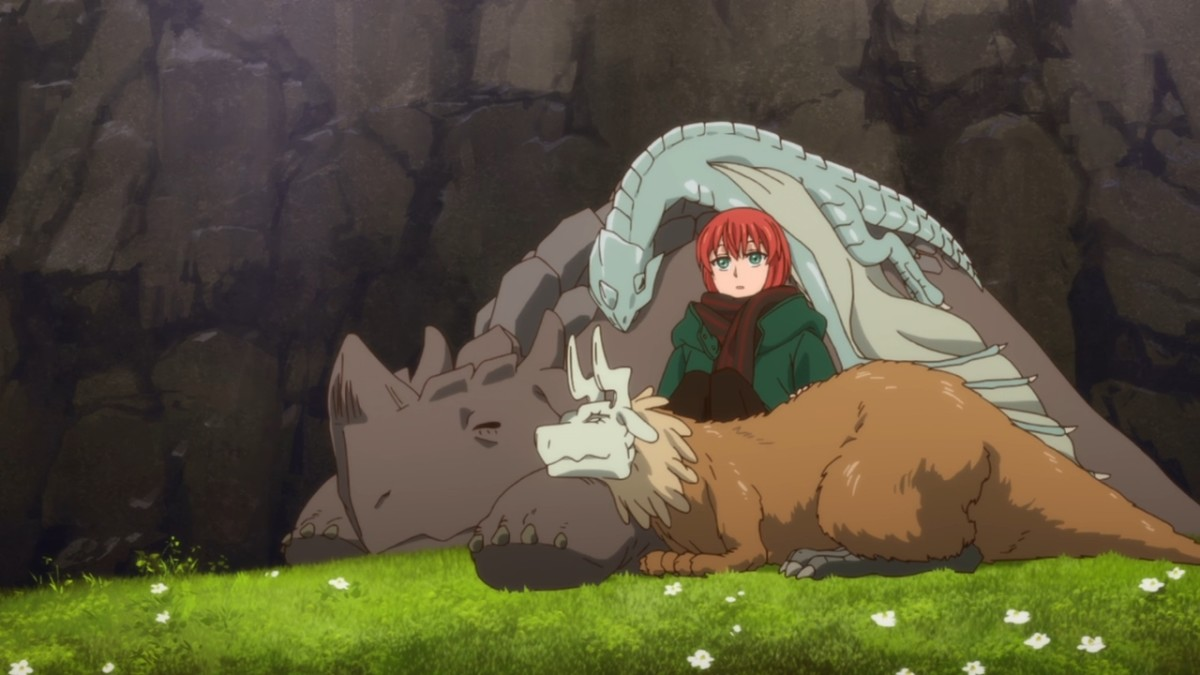 Mahoutsukai no Yome (The Ancient Magus' Bride)