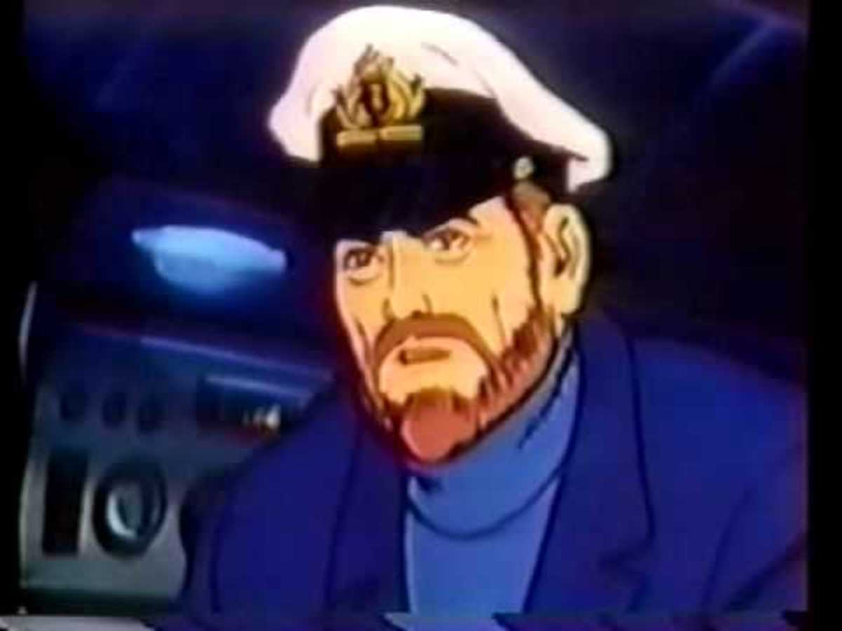 Captain Bill Fathom himself