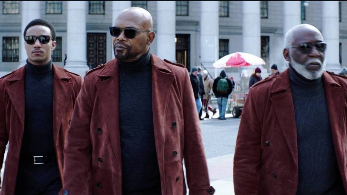 With three generations of Shaft on screen, it really does provide more Shaft than you can handle...