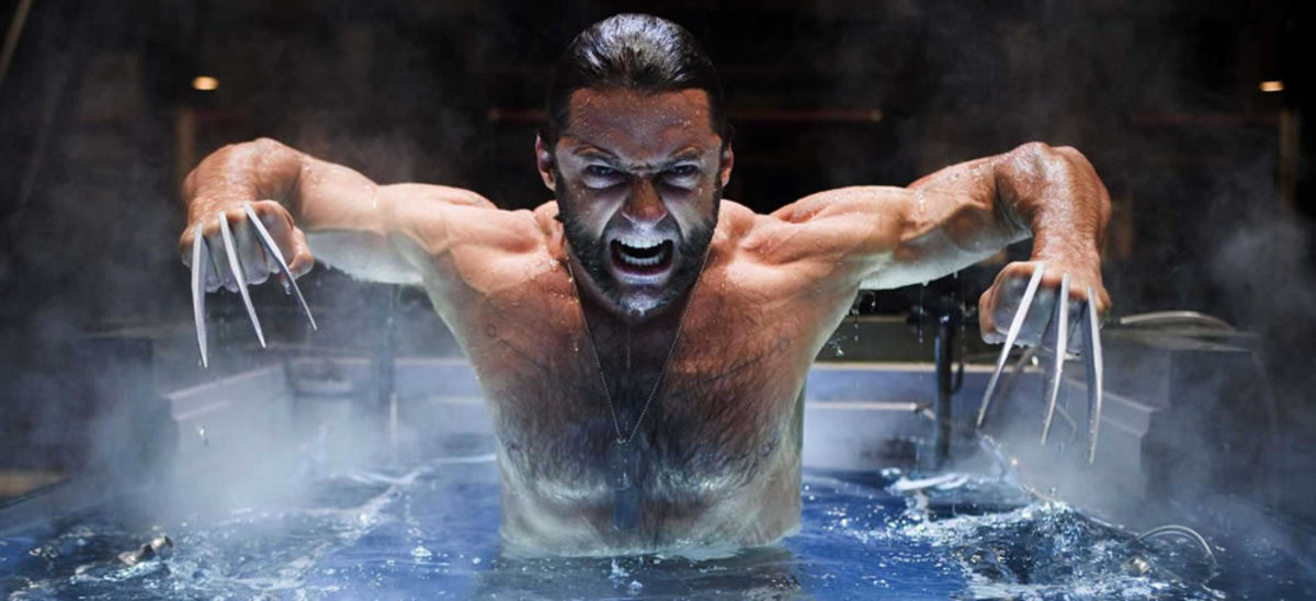 The film sometimes feels like a flimsy excuse to show off Jackman's undoubtedly impressive physique. But I need so much more than this from my movies.