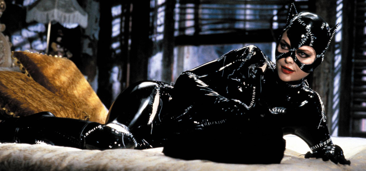 Pfeiffer's portrayal of Catwoman remains the definitive version of the role, after all these years.