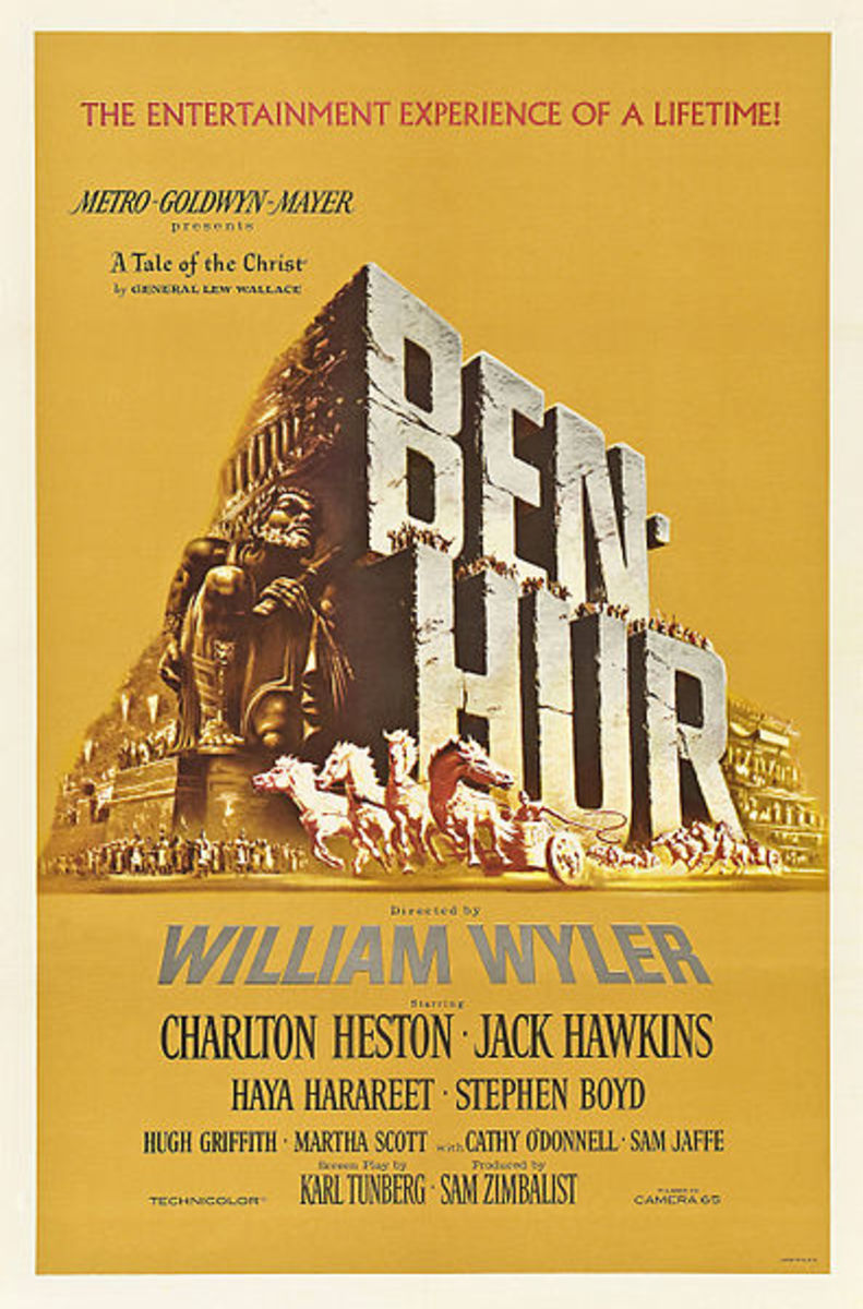 The Ben-Hur masterpiece proves another rule that once you achieve perfection, stop. You risk polishing the luster out of that pearl.